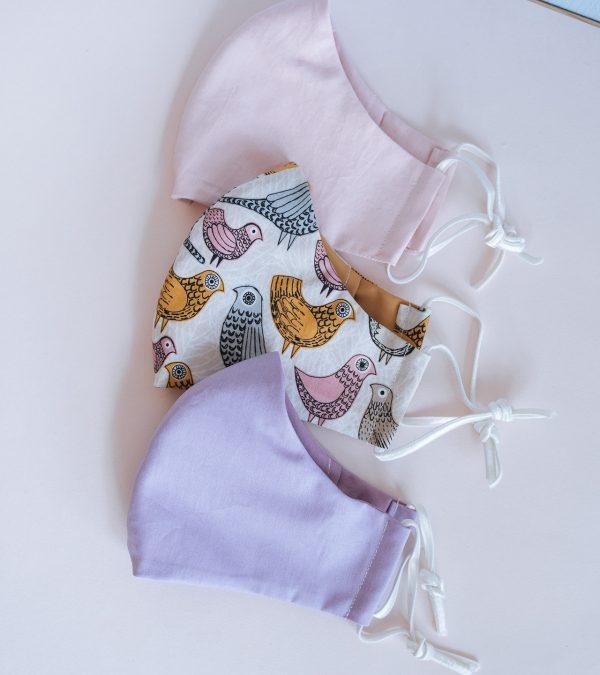 Moin Liz DIY nähen Mundschutz Athemmaske Behelfsmaske nähen Maske Refashion Upcycling Thrift Flip nähen für Anfänger