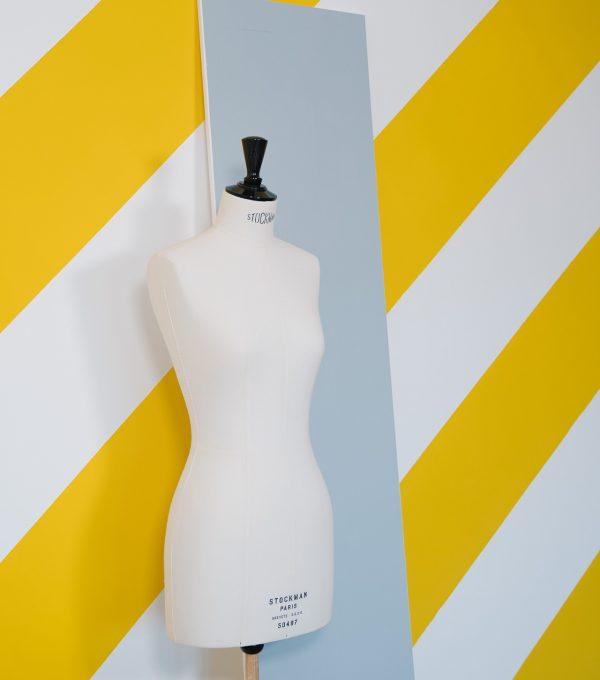 Moin Liz DIY, nähen, nachhaltig, fair, handmade, selber machen, Schneiderpuppe