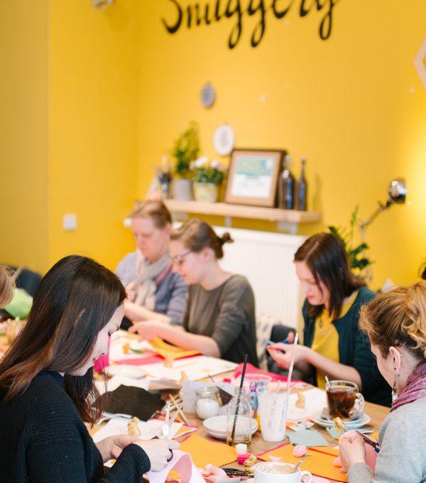 Moin Liz DIY, nähen, nachhaltig, fair, handmade und selber machen Workshop